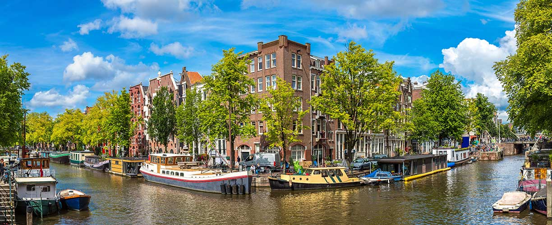 Firmatur til Amsterdam