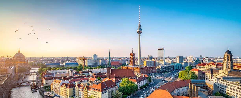gruppetur til berlin