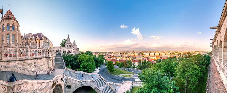 gruppetur til Budapest