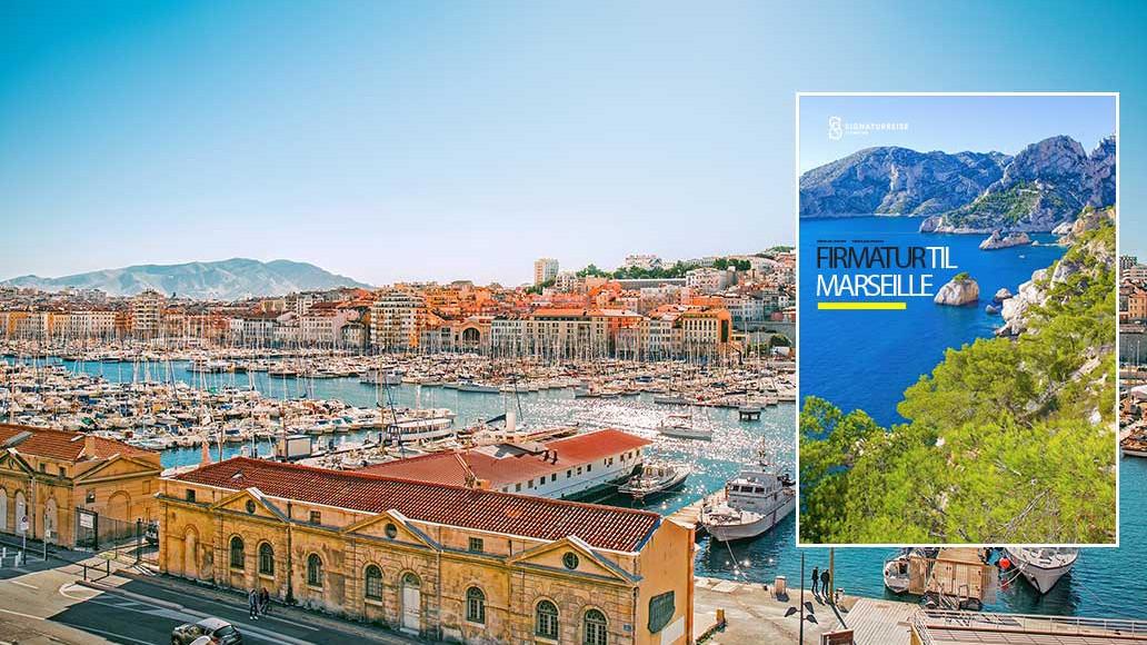 firmatur til Marseille