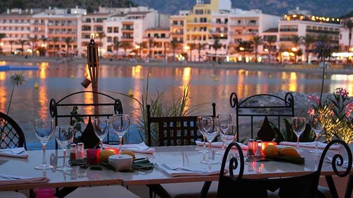 hyggelige restauranter i palma