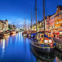 firmatur til københavn