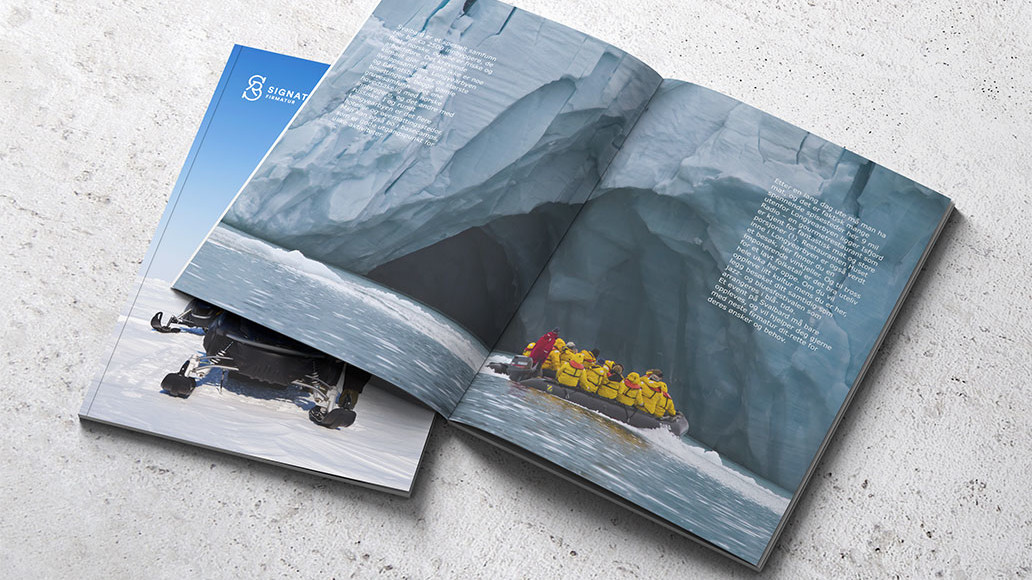 firmatur tips firmatur Svalbard