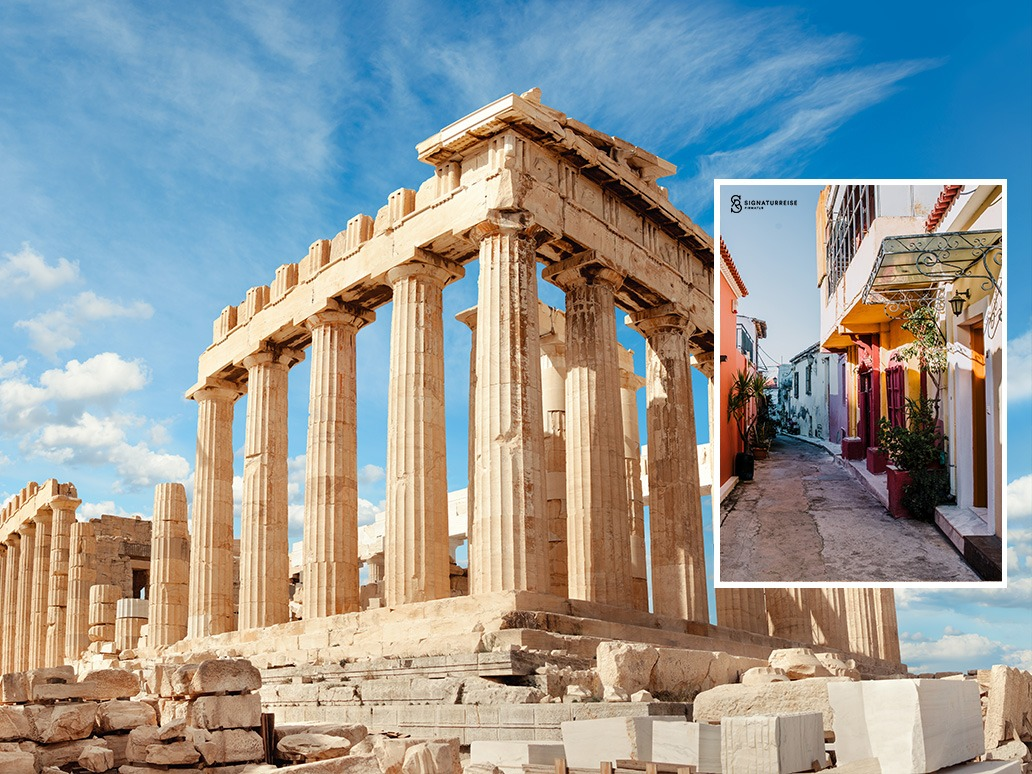 firmatur til Athen