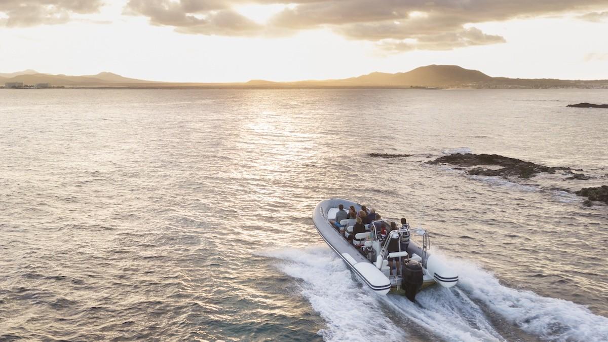 rib båt i trøndelag gruppe