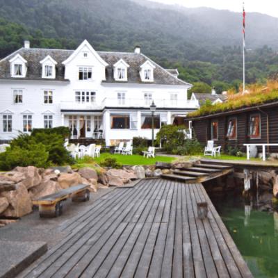 sjarmerende hotell i norge