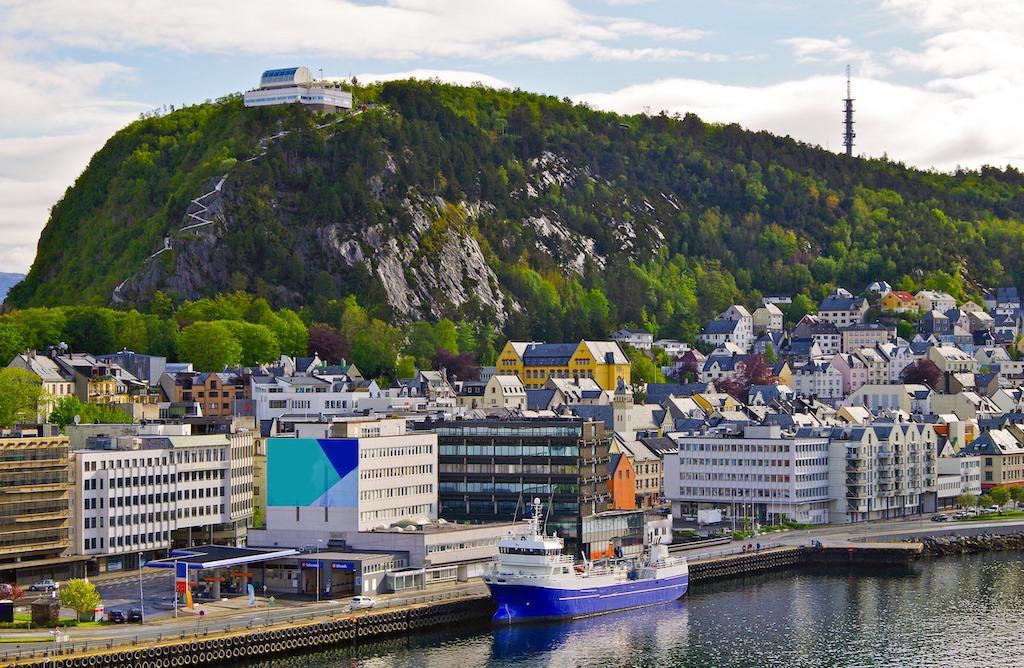 Aksla | Fjellstua Ålesund | Signaturreise