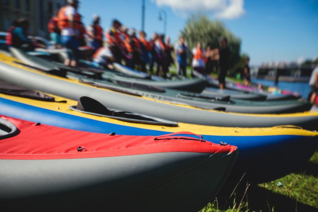Aktivitet i Ålesund |Kajakk |Teambuilding | Signaturreise