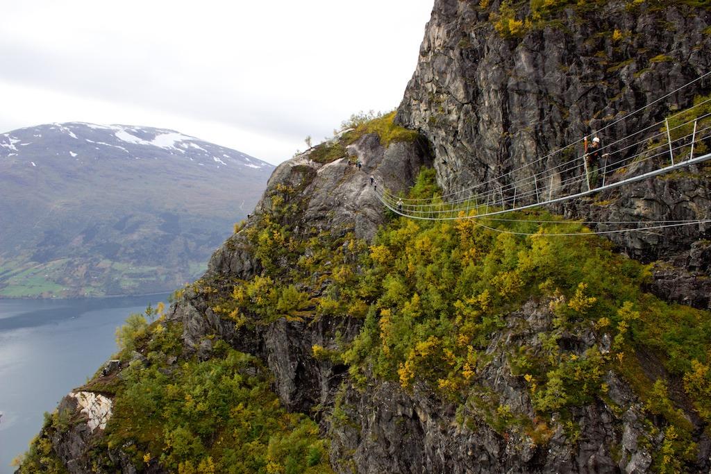 Aktivitet Via Ferrata Loen | Møre og Romsdal |Signaturreise