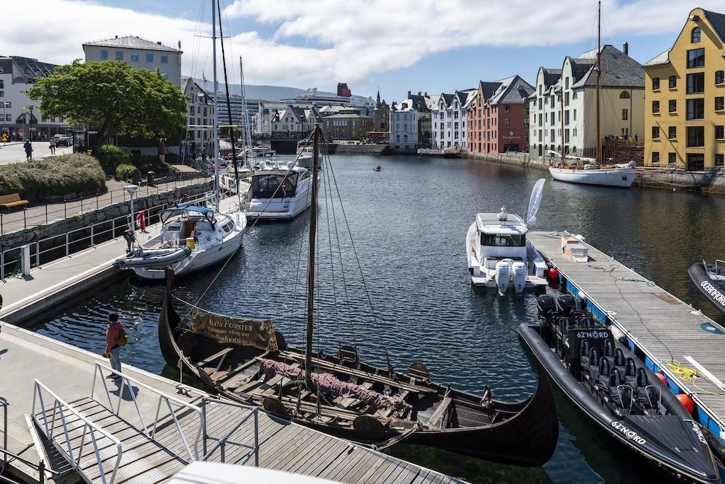 Aktiviteter i ålesund | RIB båt | Signaturreise