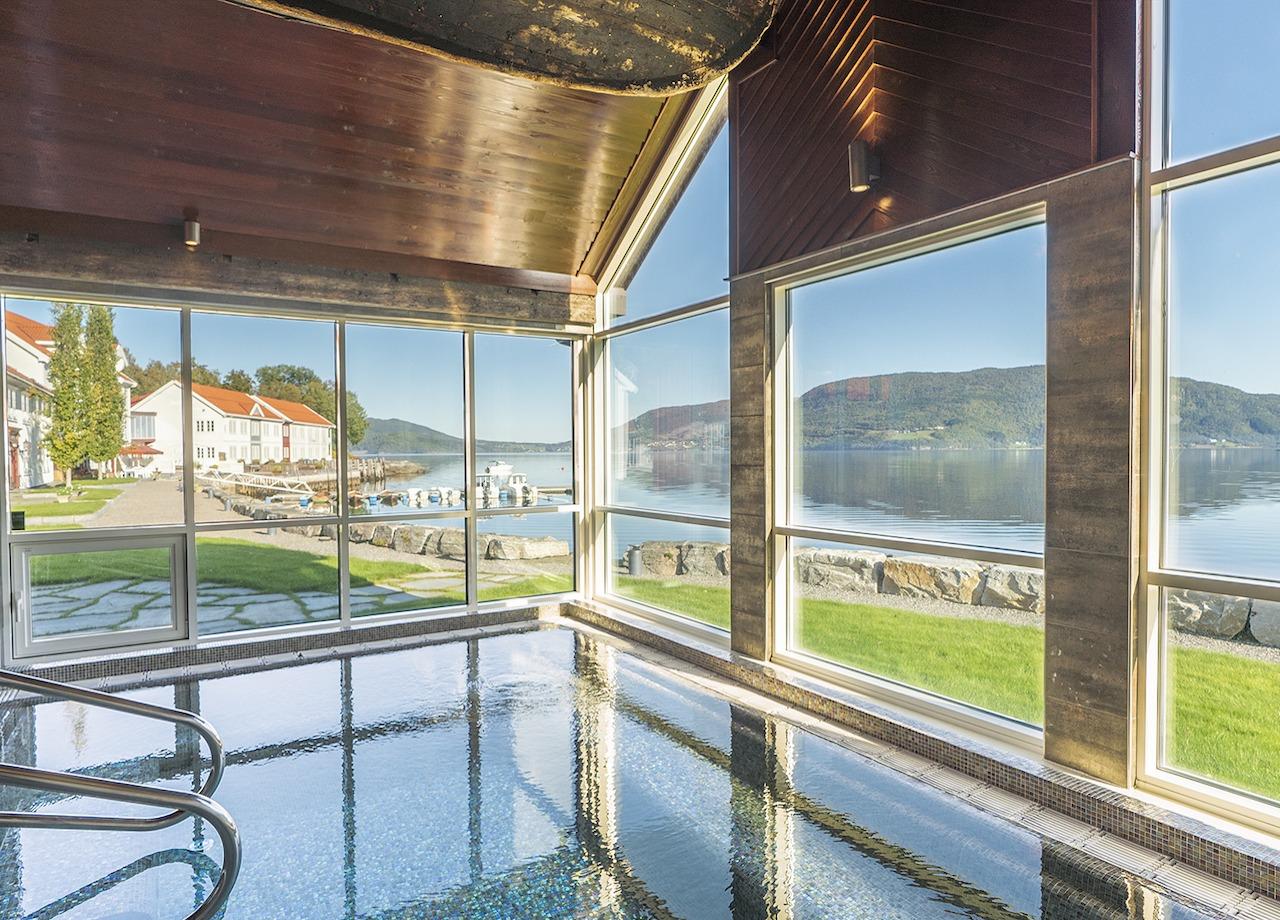 Badehuset Spa - Angvik Gamle Handelssted - Foto Classic Norway