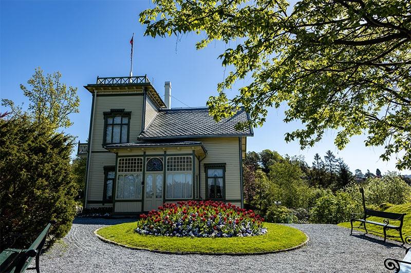 Bergen-Edvard-Griegs-Troldhaugen-Signaturreise