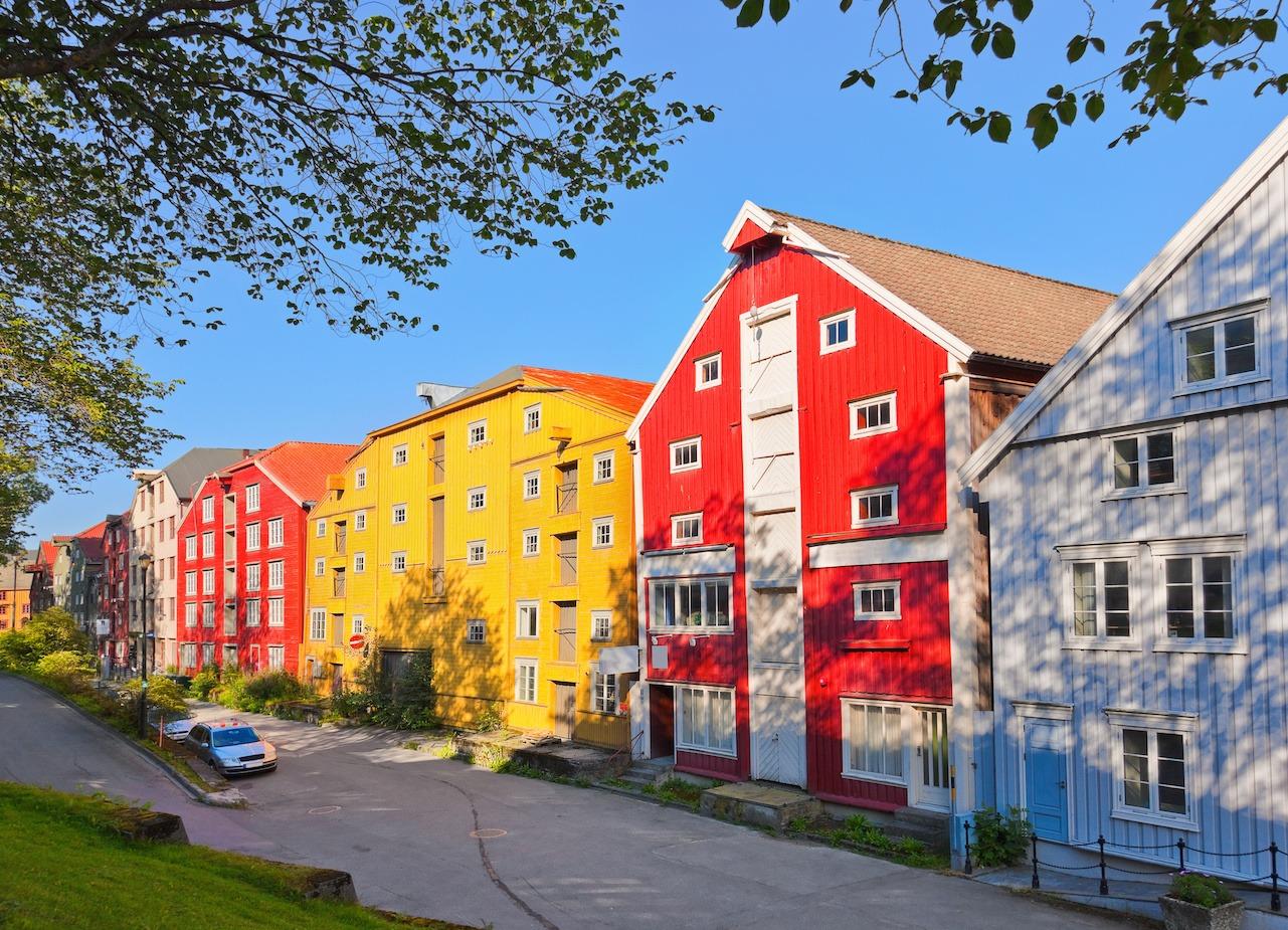 Brygge Trondheim Firmatur Trøndag