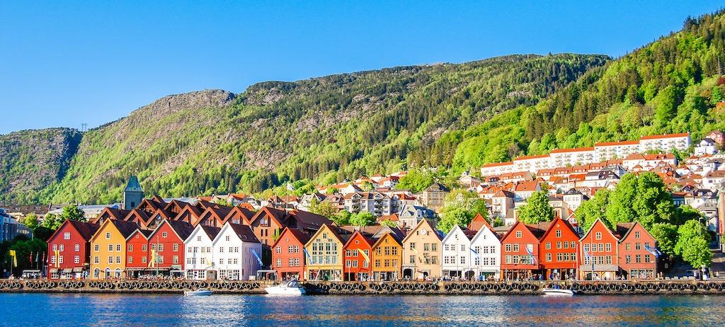 Firmatur til Bergen |Signaturreise |Gamle Bergen |Brygger