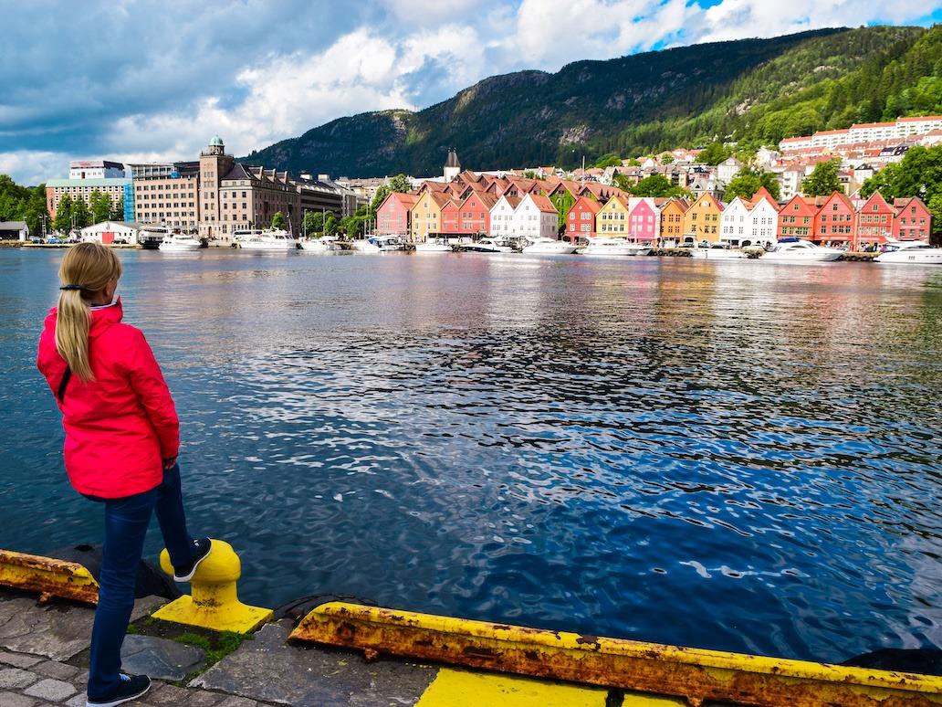 Firmatur til Bergen | Vestlandet | Bergen | Signaturreise