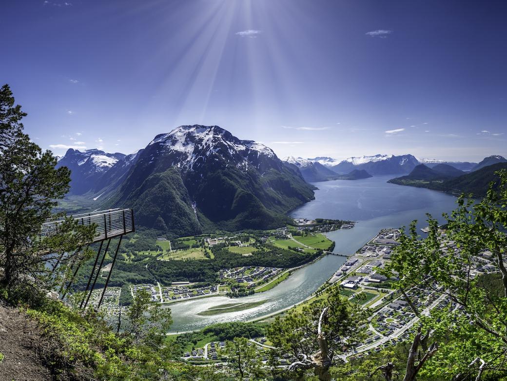 Firmatur til Møre og Romsdal | Gruppereise | Signaturreise