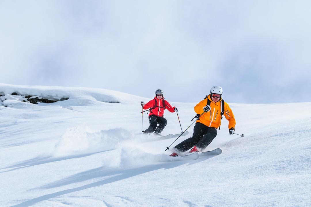 gruppreise på ski i nord norge