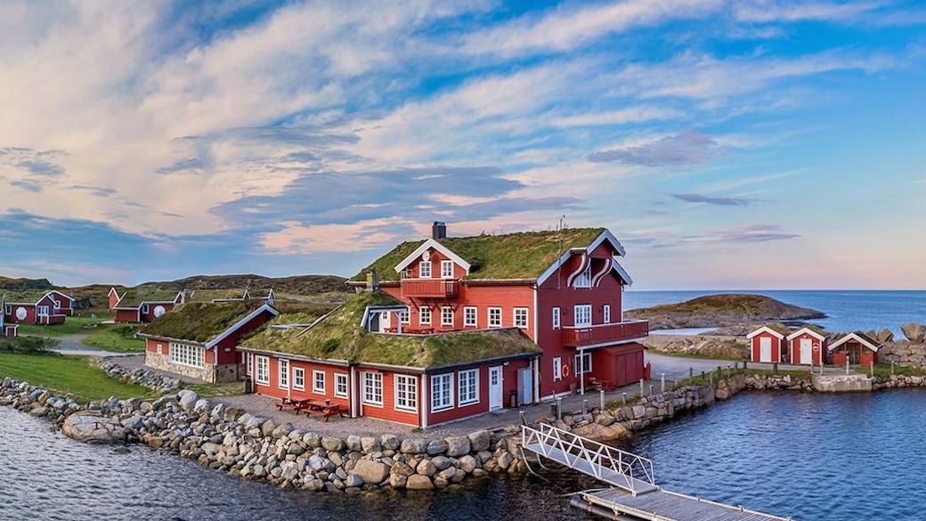 Hustadvika Gjestegård | Signaturreise
