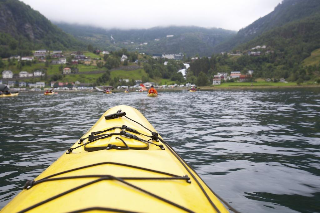 Kajakk tur i Geirangerfjorden | Signaturreise