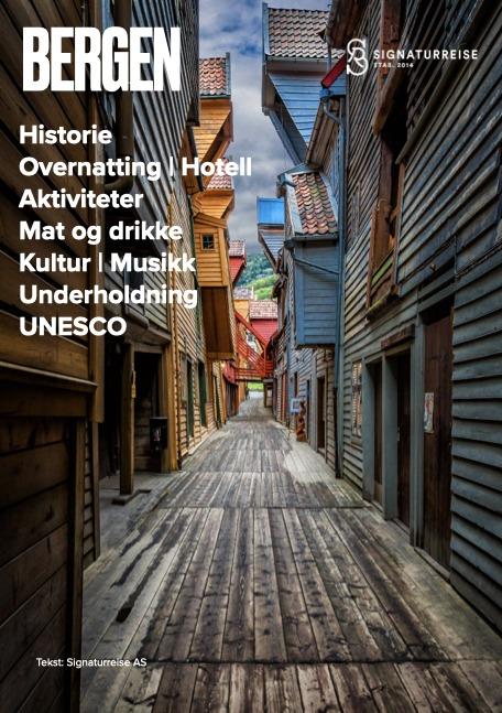 Presentasjon | Bergen | Signaturreise