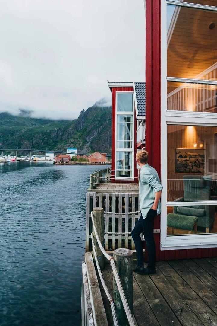 Svinøya Rorbuer - Nord Norge