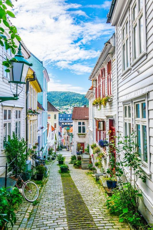 Trehus |Bergen |Signaturreise