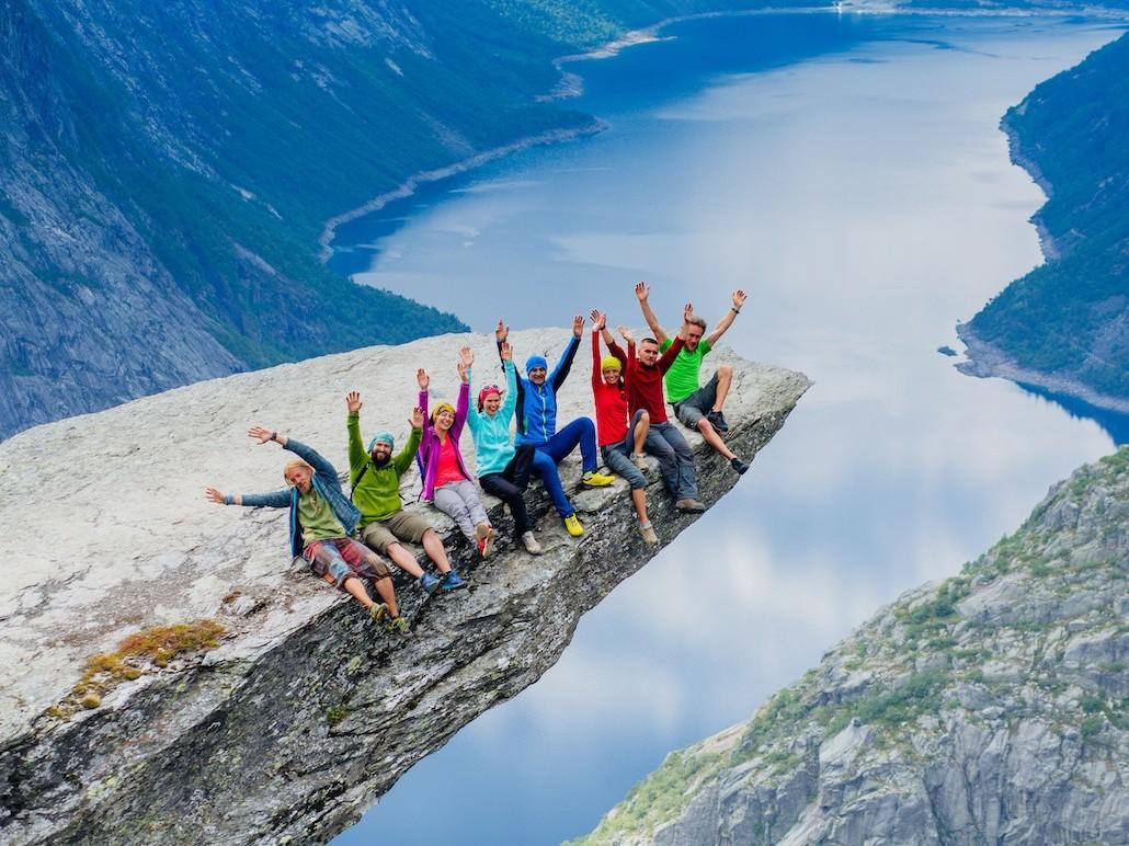 Firmatur til Vestlandet | Gruppereise | Signaturreise