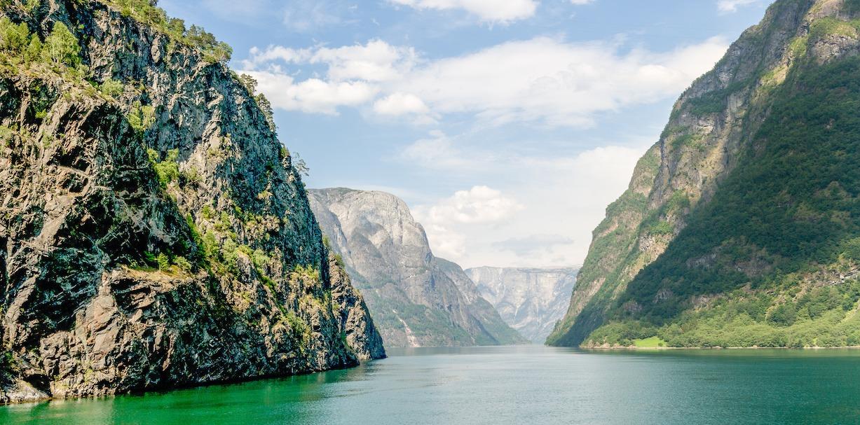 firmatur til vestlandet | nærøyfjorden | signaturreise