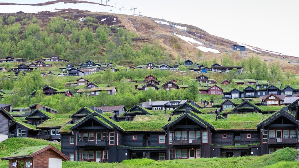 Firmatur til Myrkdalen |Myrkdalen fjellandsby | Signaturreise