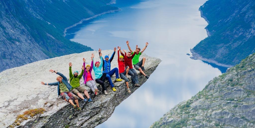 Trolltunga | Hardanger | Hardangefjorden | Signaturreise