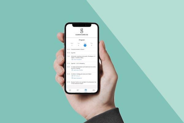 smittesporing mobil app