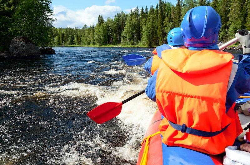 Aktivitet |Rafting |firmatur |signaturreise
