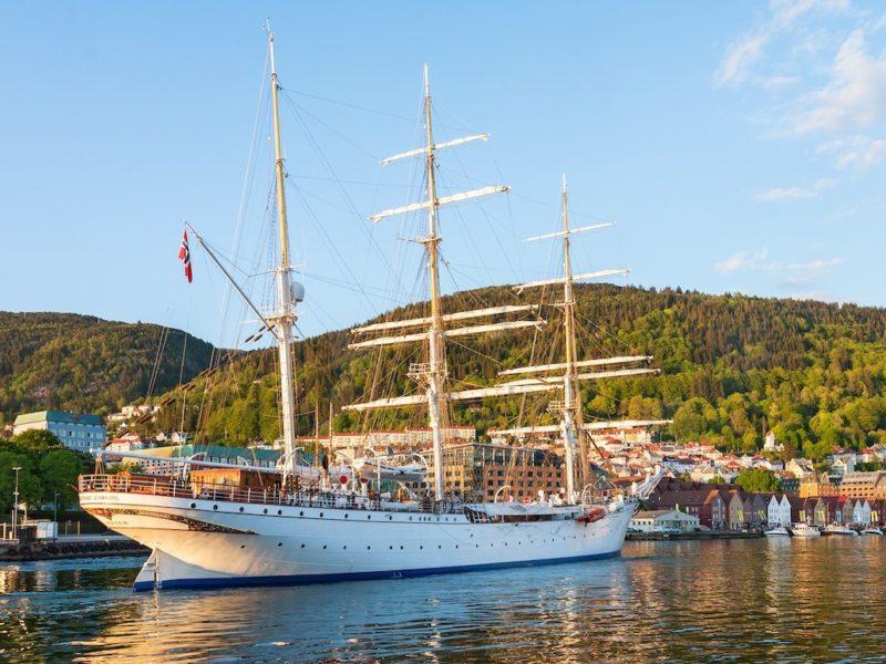 Bergen sin vakre skjærgård