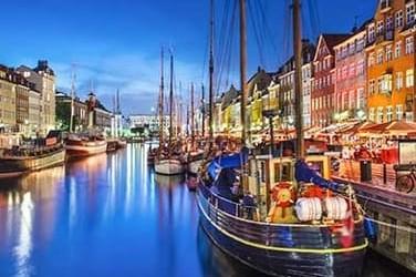 firmatur til københavn | signaturreise | Nyhavn |båt