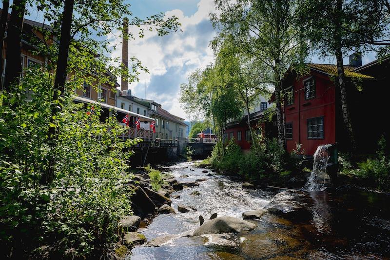 Byer på innlandet |firmatur |Lillehammer