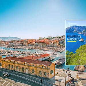 firmatur til Frankrike | Marseille |gruppereise | signaturreise