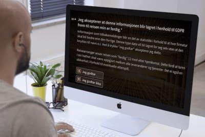 digital påmelding | teknologi |signaturreise