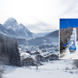 firmatur til cortina | ski | alpene |signaturreise