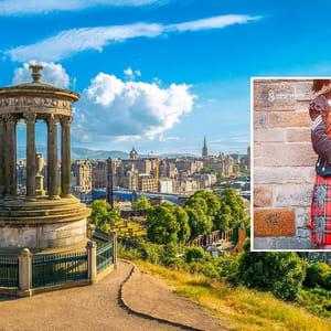 firmatur til Edinburgh | gruppereise |signaturreise