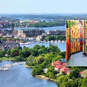 firmatur til stockholm |sverige |gruppereise |signaturreise