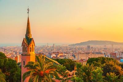 firmatur |barcelona | signaturreise |flott utsikt