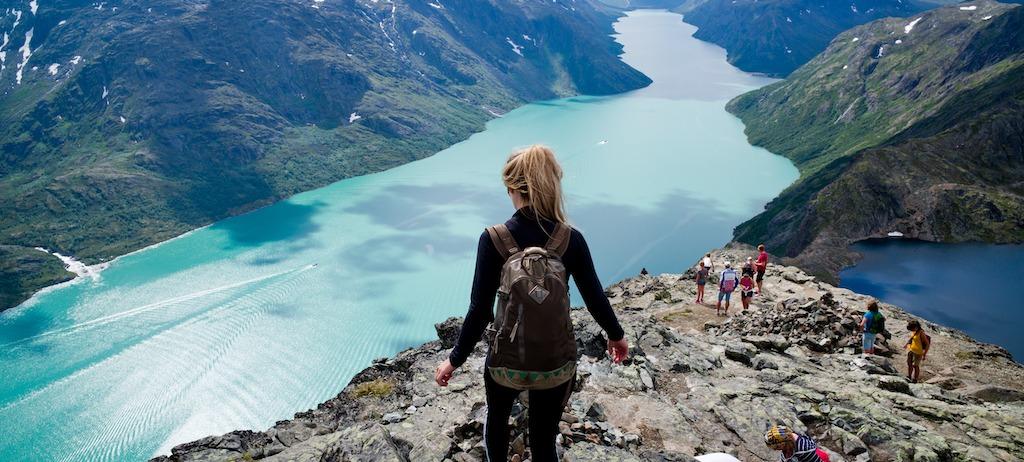 Firmatur til innlandet | Jotunheimen |Besseggen |Signaturreise
