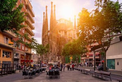 la rambla | kirke | Barcelona