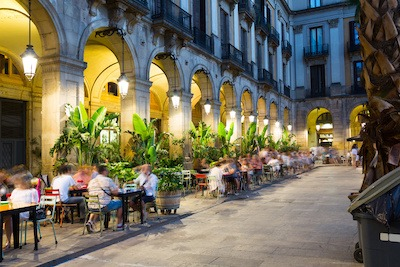 god mat og drikke | barcelona | firmatur |signaturreise