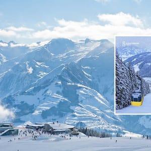 firmatur til alpene | zell am see | gruppereise |ski | signaturreise
