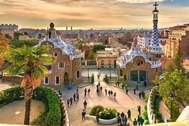 firmatur til Barcelona | signaturreise |bybildet
