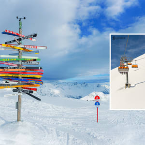 firmatur til alpene | ischgl | ski |signaturreise