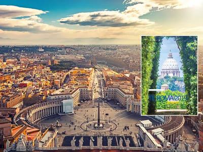 firmatur til Roma |Signaturreise |presentasjon |Utforsk | Italia