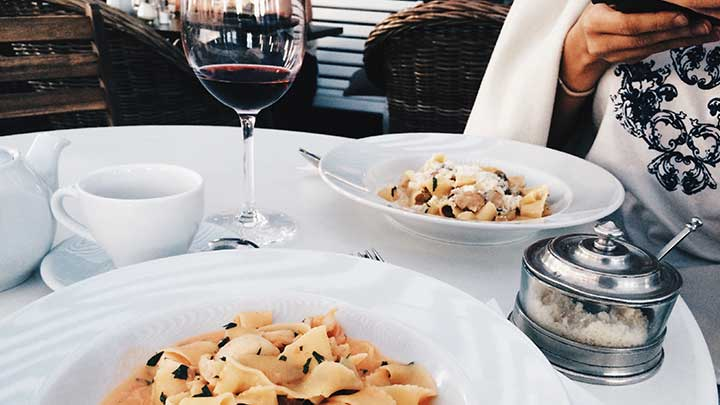 Italiensk-mat |roma |restaurant |signaturreise