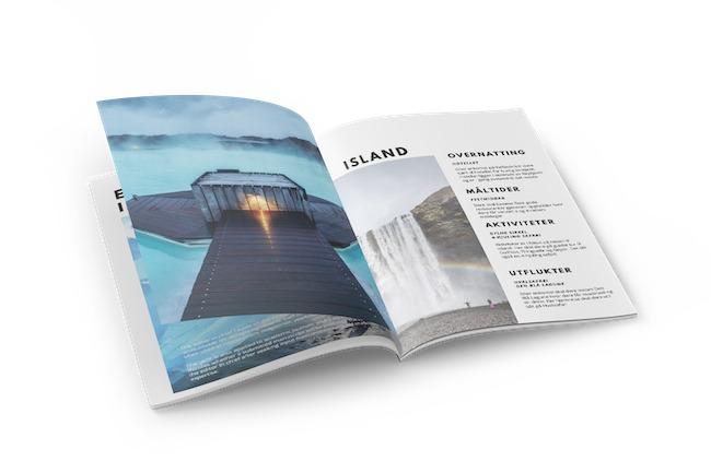 KATALOG |PRESENTASJOn | FIRMATUR TIL ISLAND